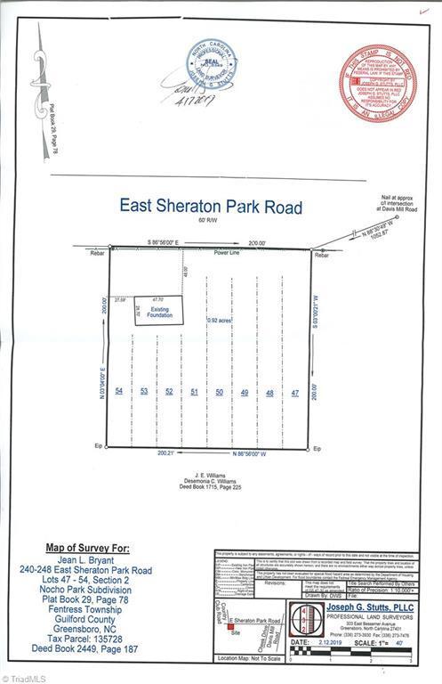 262 E Sheraton Park Road, Greensboro, NC 27406 (#929957) :: Mossy Oak Properties Land and Luxury