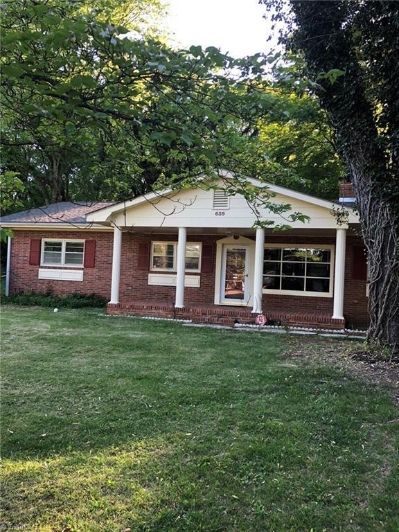 639 Highland Park Drive, Eden, NC 27288 (MLS #930474) :: HergGroup Carolinas