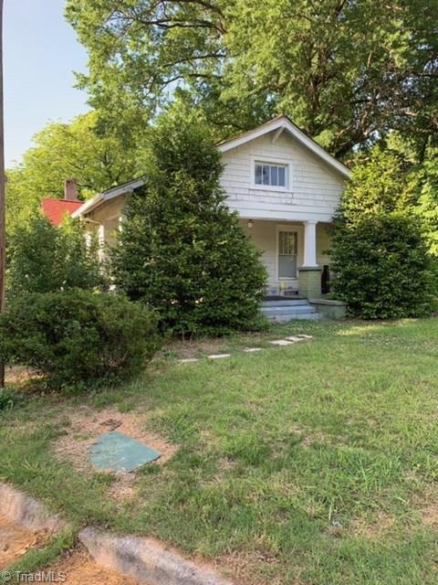 1516 Oak Street, Greensboro, NC 27403 (MLS #932131) :: HergGroup Carolinas