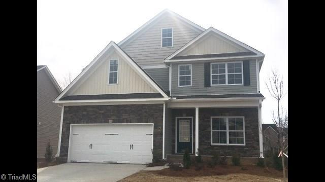 6 Foxworth Court Lot #48, Greensboro, NC 27406 (MLS #932239) :: HergGroup Carolinas