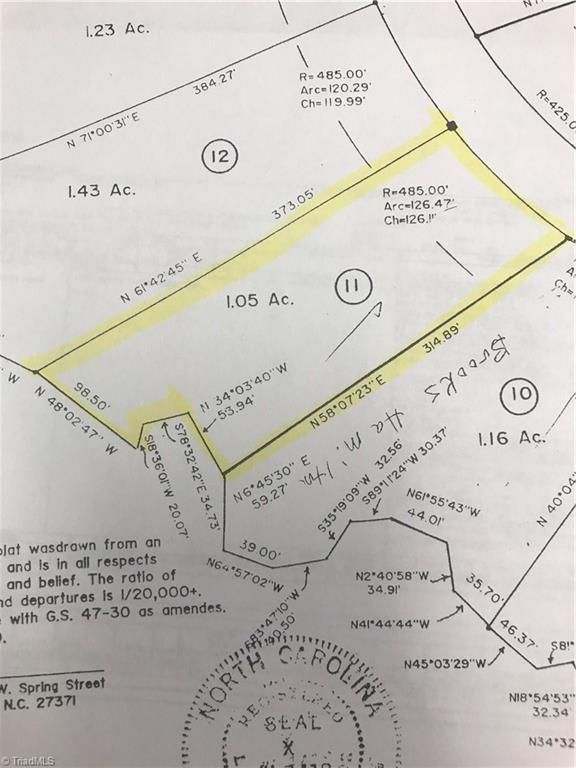Selbrook Lane, Lexington, NC 27292 (MLS #932259) :: Kristi Idol with RE/MAX Preferred Properties