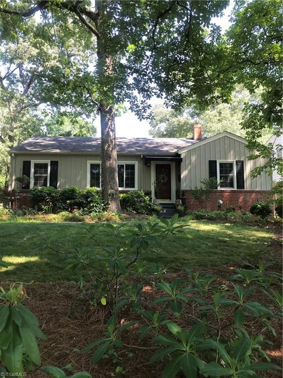 1356 Seminole Drive, Greensboro, NC 27408 (MLS #932678) :: HergGroup Carolinas