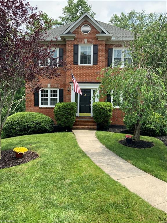 225 Bradford Place Lane, Lewisville, NC 27023 (MLS #932745) :: Kristi Idol with RE/MAX Preferred Properties