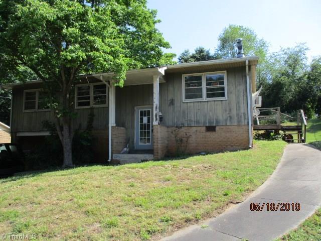 1341 W Sedgefield Drive, Winston Salem, NC 27107 (MLS #932918) :: HergGroup Carolinas