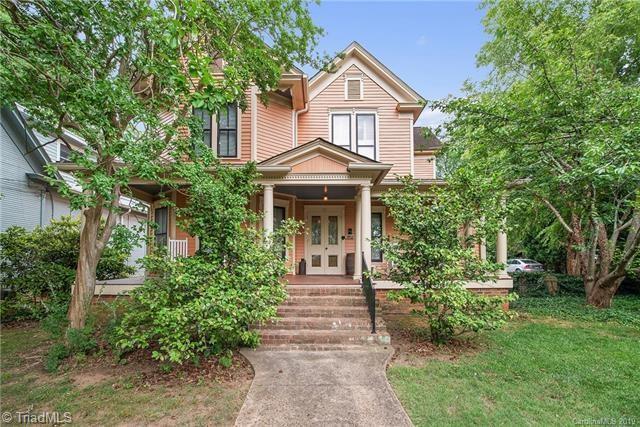 217 S Ellis Street, Salisbury, NC 28144 (MLS #935546) :: Lewis & Clark, Realtors®