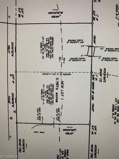 917 Aberdeen Road, High Point, NC 27265 (MLS #935928) :: Ward & Ward Properties, LLC