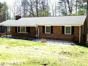 233 Woodland Drive, Elkin, NC 28621 (MLS #936667) :: RE/MAX Impact Realty