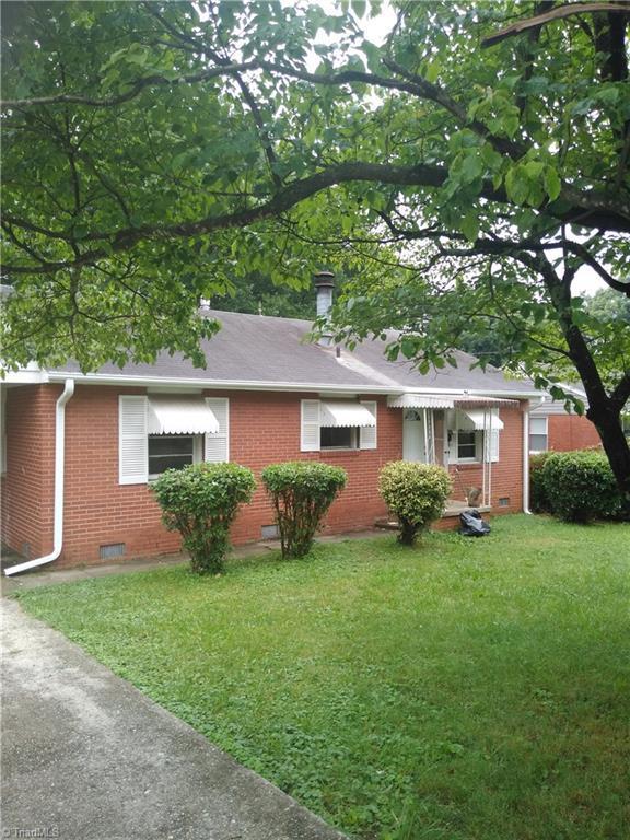 1507 Pichard Street, Greensboro, NC 27401 (MLS #936705) :: Berkshire Hathaway HomeServices Carolinas Realty
