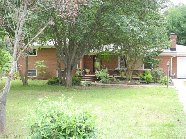 1108 Terrace Drive, Salisbury, NC 28146 (MLS #936714) :: Lewis & Clark, Realtors®