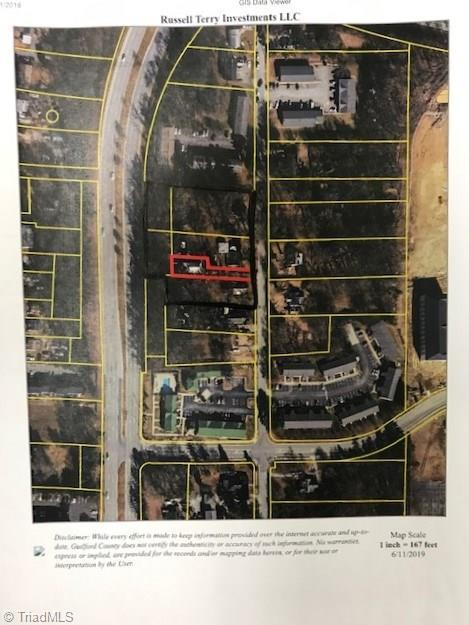 1912 Cedar Fork Drive, Greensboro, NC 27407 (MLS #936935) :: Kim Diop Realty Group