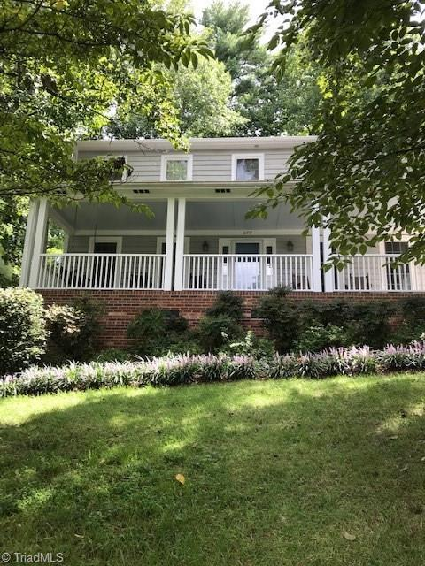 679 Forest Drive, Wilkesboro, NC 28697 (MLS #937001) :: NextHome Realty 55 Partners