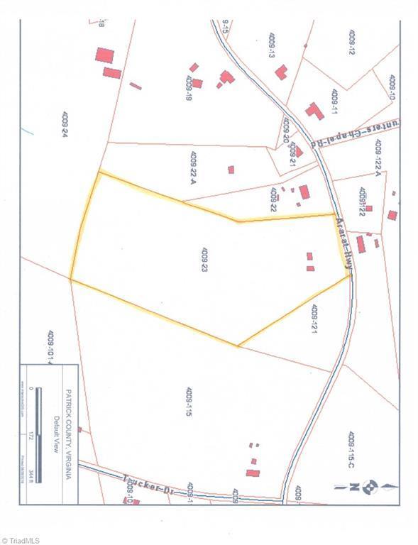0 Ararat Hwy, Ararat, VA 24053 (MLS #938266) :: Lewis & Clark, Realtors®