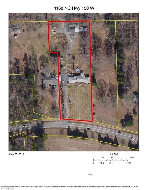 1168 Nc Highway 150 W, Summerfield, NC 27358 (MLS #938671) :: Kristi Idol with RE/MAX Preferred Properties