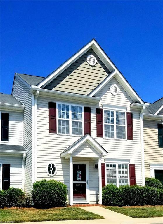 3838 Hickswood Creek Drive, High Point, NC 27265 (MLS #940729) :: Kim Diop Realty Group