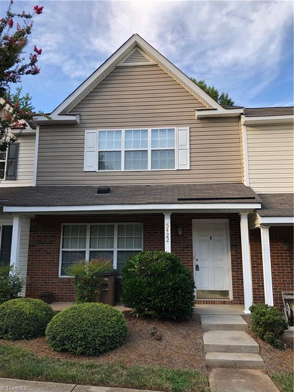 5422 Strasburg Drive, Greensboro, NC 27407 (MLS #940836) :: Lewis & Clark, Realtors®