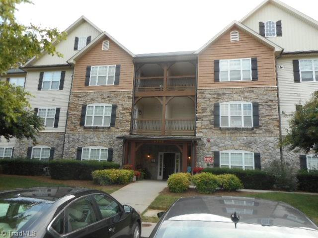 4752 Tatton Park Circle 2C, Winston Salem, NC 27103 (MLS #941094) :: Berkshire Hathaway HomeServices Carolinas Realty