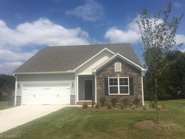 6725 Barton Creek Drive Lot 220, Whitsett, NC 27377 (MLS #941297) :: Lewis & Clark, Realtors®