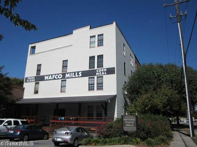 801 W Mcgee Street #26, Greensboro, NC 27401 (MLS #941332) :: Lewis & Clark, Realtors®