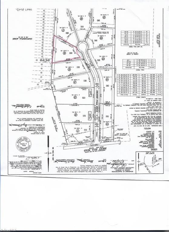 253 Country Villa Drive, Lexington, NC 27295 (MLS #943345) :: Berkshire Hathaway HomeServices Carolinas Realty
