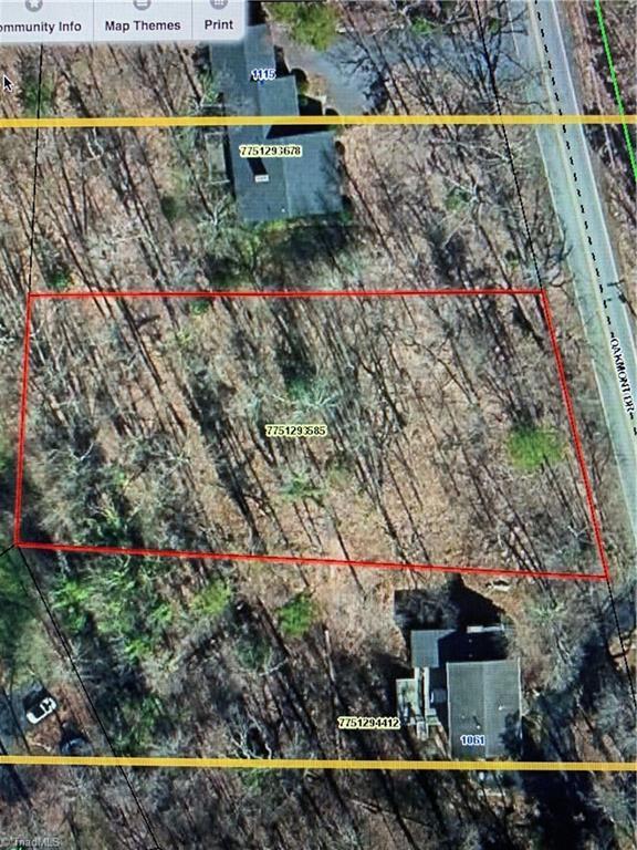 0 Oakmont Drive, Asheboro, NC 27205 (MLS #943526) :: Ward & Ward Properties, LLC