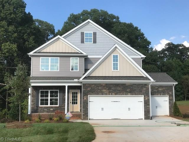 335 High Knoll Drive Lot 85, Walkertown, NC 27051 (MLS #943615) :: Berkshire Hathaway HomeServices Carolinas Realty