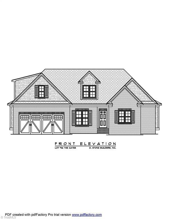 5 Duck Club Court, Greensboro, NC 27410 (MLS #943673) :: Ward & Ward Properties, LLC