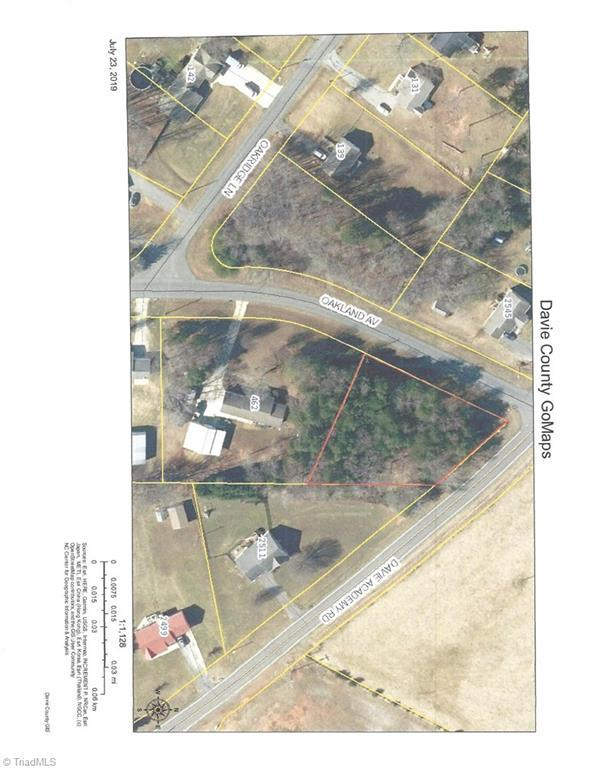 2527 Davie Academy Road, Mocksville, NC 27028 (MLS #944483) :: Ward & Ward Properties, LLC