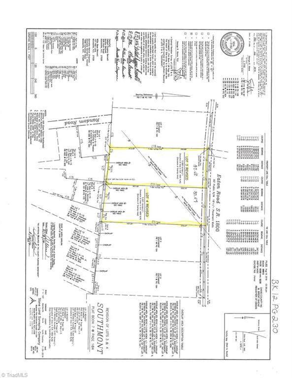0 Eaton Road, Mocksville, NC 27028 (MLS #949318) :: RE/MAX Impact Realty