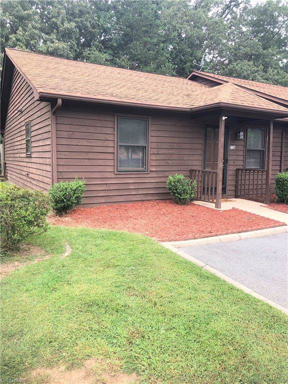 487 James Court, High Point, NC 27265 (MLS #949351) :: Berkshire Hathaway HomeServices Carolinas Realty