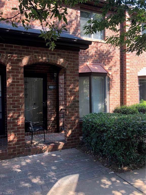 622 Walker Avenue C, Greensboro, NC 27403 (MLS #949408) :: Kim Diop Realty Group