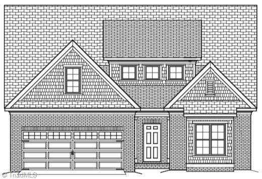 2624 Kousa Drive, Winston Salem, NC 27106 (MLS #949694) :: Berkshire Hathaway HomeServices Carolinas Realty
