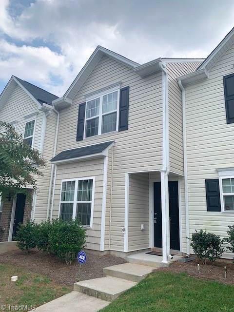 105 Swan Haven Lane, Greensboro, NC 27405 (MLS #949772) :: HergGroup Carolinas | Keller Williams