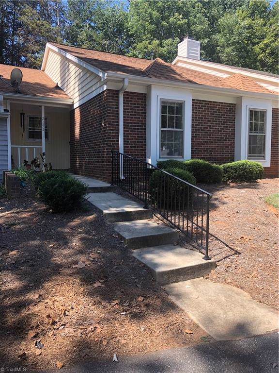 2652 Cottage Place, Greensboro, NC 27455 (MLS #949820) :: Kim Diop Realty Group