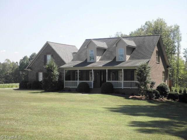 1831 Yadkin College Road, Lexington, NC 27295 (MLS #949832) :: Berkshire Hathaway HomeServices Carolinas Realty