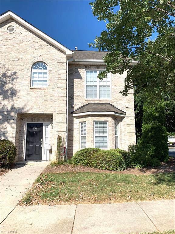 326 Summergate Drive, Winston Salem, NC 27103 (MLS #949855) :: Berkshire Hathaway HomeServices Carolinas Realty