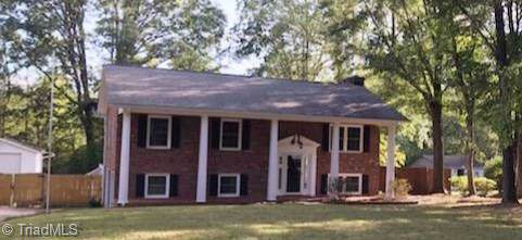 212 Ridge Wood Street, Stoneville, NC 27048 (MLS #950066) :: Kim Diop Realty Group