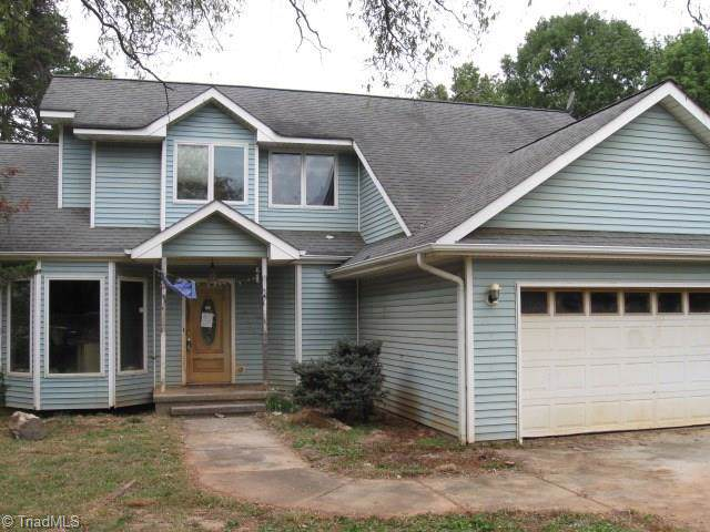 941 Tate Road, Rural Hall, NC 27045 (MLS #950093) :: RE/MAX Impact Realty