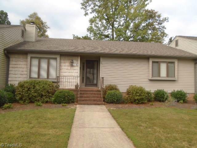 159 Old Mill Road, High Point, NC 27265 (MLS #951204) :: Ward & Ward Properties, LLC