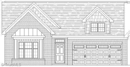 1320 Cheryl Drive, Kernersville, NC 27284 (MLS #951558) :: Ward & Ward Properties, LLC