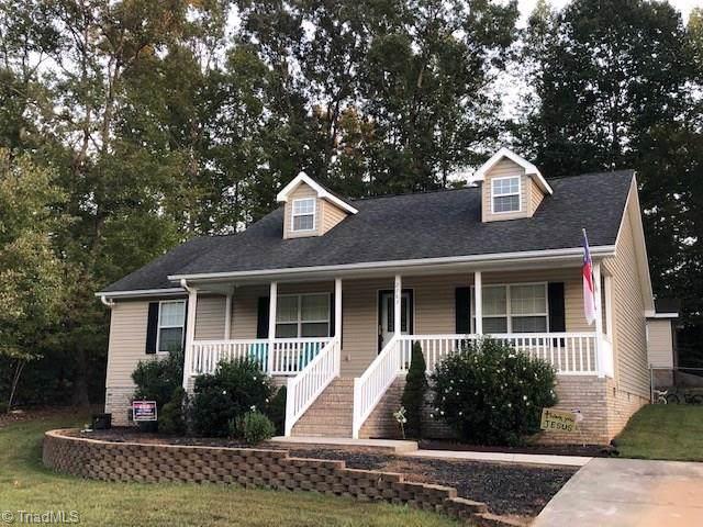 2263 Regency Drive, Randleman, NC 27317 (MLS #951797) :: Ward & Ward Properties, LLC