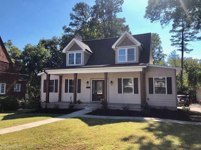 107 Chestnut Street, Lexington, NC 27292 (MLS #951875) :: Ward & Ward Properties, LLC