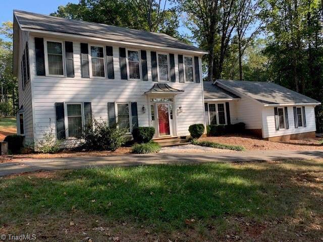 172 Fernwood Lane, Mocksville, NC 27028 (MLS #952172) :: Lewis & Clark, Realtors®