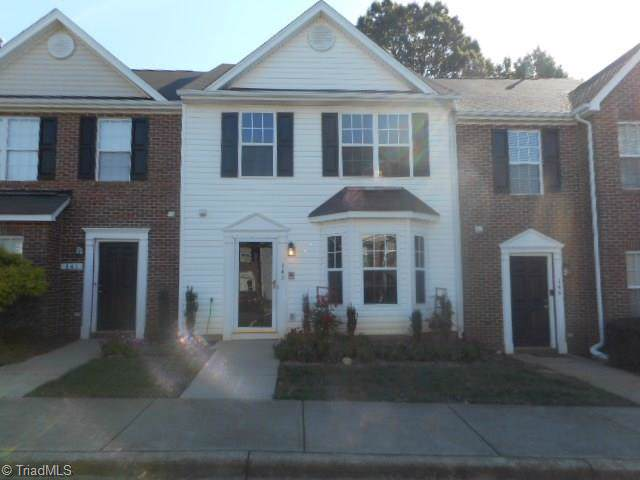143 Heritage Creek Way, Greensboro, NC 27405 (MLS #953036) :: Ward & Ward Properties, LLC