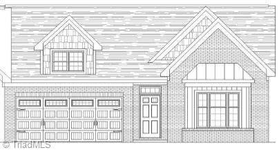 1260 Micol Lane, Kernersville, NC 27284 (MLS #953097) :: Ward & Ward Properties, LLC
