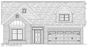 1262 Micol Lane, Kernersville, NC 27284 (MLS #953105) :: Ward & Ward Properties, LLC