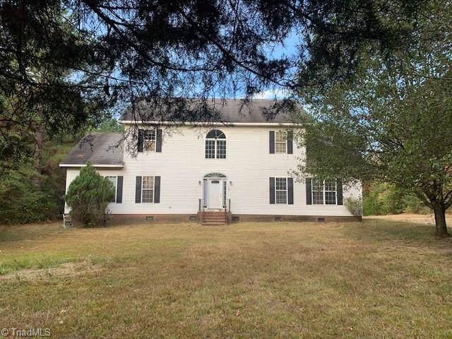 3081 Hoover Hill Road, Trinity, NC 27370 (MLS #953115) :: HergGroup Carolinas | Keller Williams