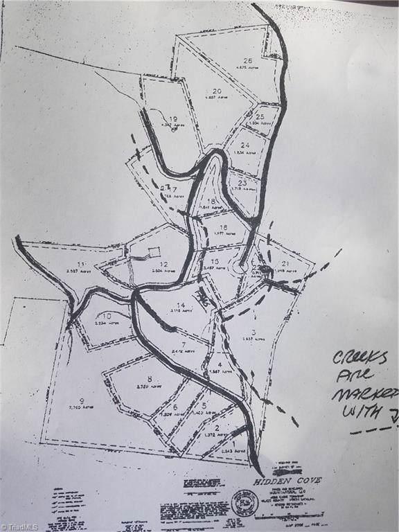 0 Walsh Road, Purlear, NC 28665 (MLS #953395) :: Ward & Ward Properties, LLC