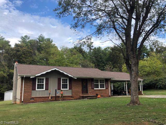 670 Brown Berry Road, North Wilkesboro, NC 28659 (MLS #953720) :: Ward & Ward Properties, LLC