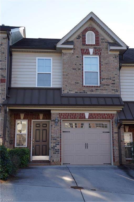983 Silver Leaf Drive, Winston Salem, NC 27103 (MLS #953841) :: Ward & Ward Properties, LLC