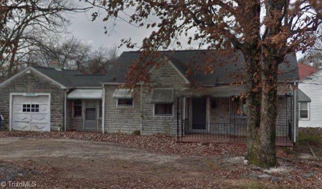 2606 Thomasville Road, Winston Salem, NC 27107 (MLS #954209) :: Berkshire Hathaway HomeServices Carolinas Realty